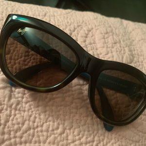 New Maui Jim MJ 270-10P Polarized Sunglasses